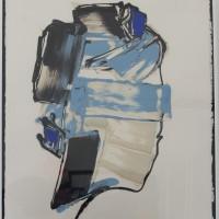 """""""Sans titre"""" (PASO) Acrylique sur papier Arches"""