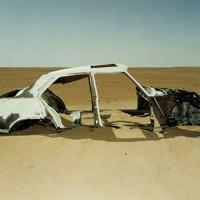 """""""Migrations 1"""" (François NUSSBAUMER) Prise de vue argentique négatif 4x5 inches Tirage lambda après numérisation Format 50x60cm"""